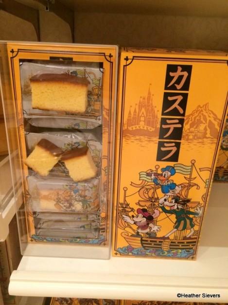 Sponge Cake (?)