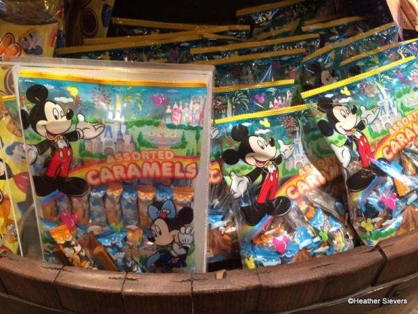 Mickey Caramels