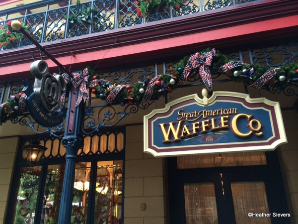 The Great American Waffle Co.