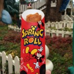 Dining in TOKYO Disneyand: The Pizza Spring Roll