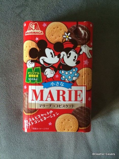 Mickey & Minnie Cookies