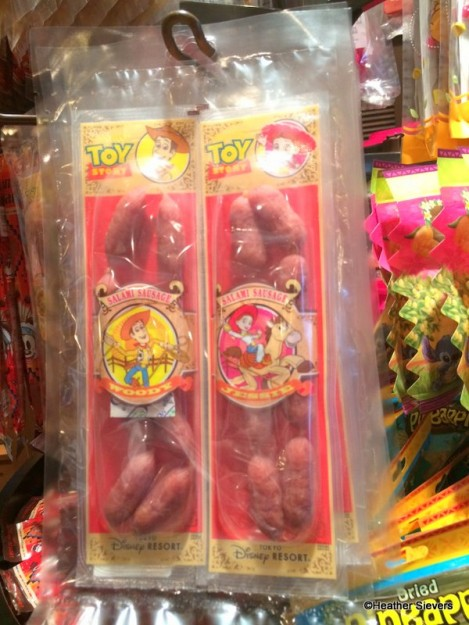 Toy Story Sausages