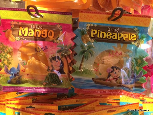 Lilo and Stitch Dried Mango & Pineapple