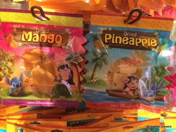 Lilo and Stitch Dried Mango & Pineapple