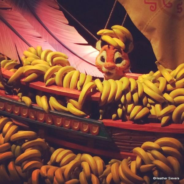 Chandu with Bananas