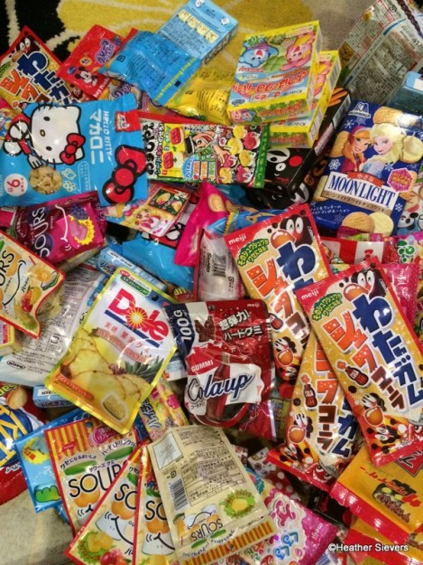 The Amazing World of Tokyo Candy
