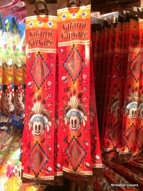 Mickey Meat Sticks