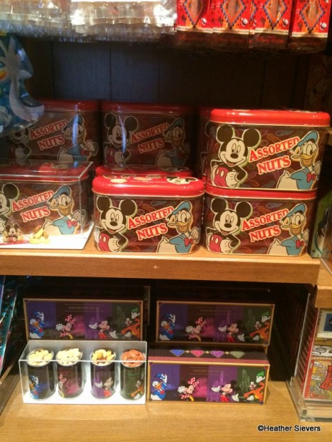 Assorted Nuts in Cute Tins!
