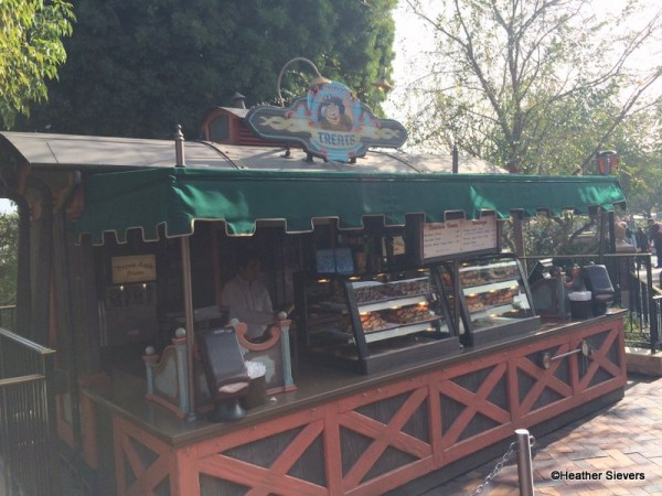 Maurice's Treats in Disneyland's Fantasy Faire