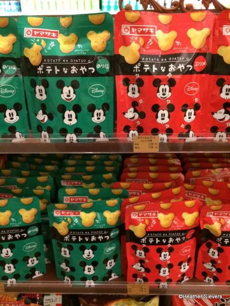 Mickey & Minnie Crackers
