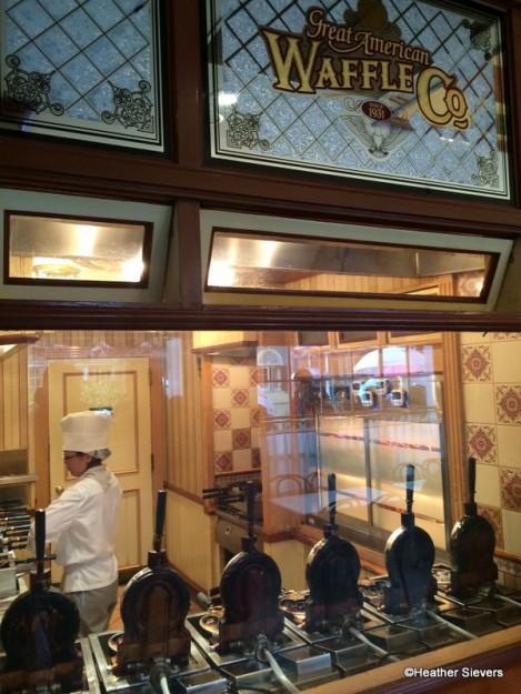 Waffle Window