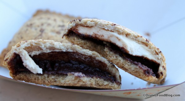 Inside the S'more