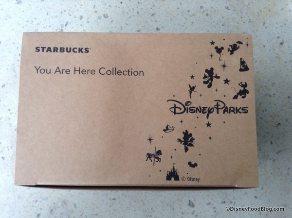 "Disney Parks ""You Are Here"" Collection"