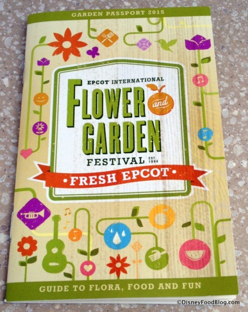 2015 Flower and Garden Passport