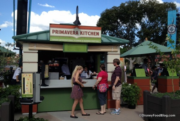2015 flower and garden festival primavera kitchen booth