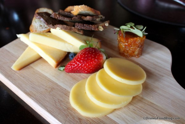 Champion Cheese -- Chef's Featured Farmhouse Cheese with Seasonal Accoutrements