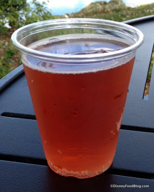 Crispin Blackberry Pear Cider