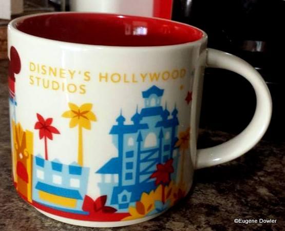 DHS Starbucks Mug-001