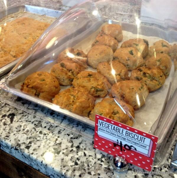 Vegetable Biscuits