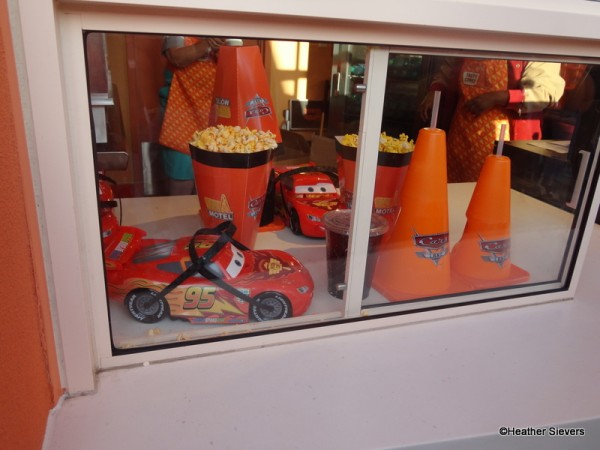 Flavored Popcorn Cozy Cone Motel