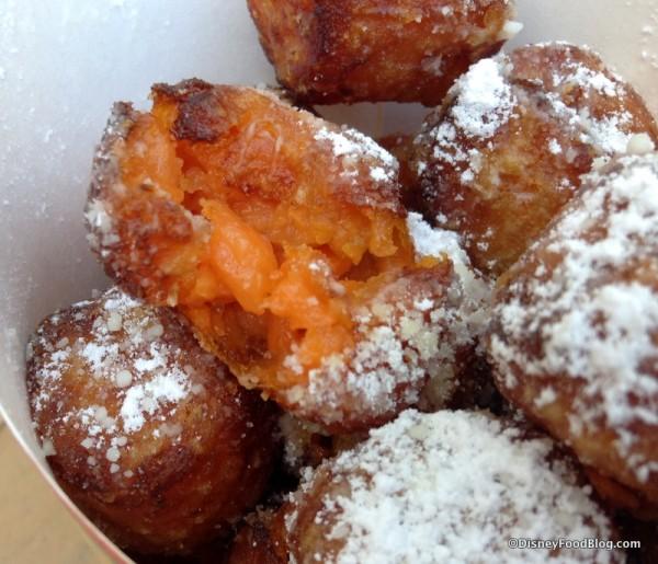 Sweet Potato Tater Tot