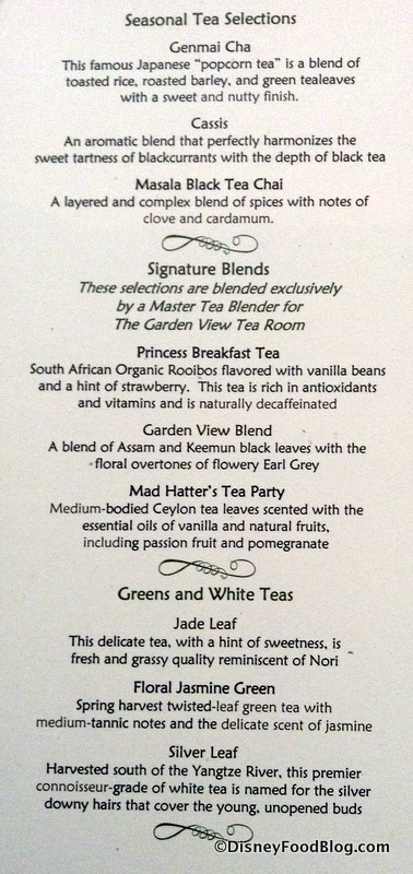 News Changes To Afternoon Tea Packages At The Grand