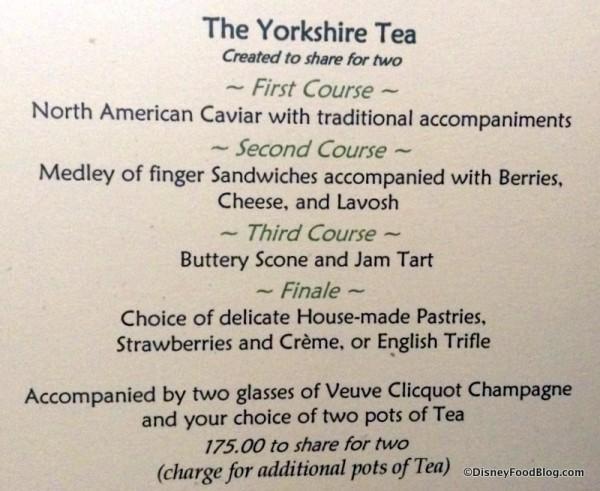 Yorkshire Tea Package