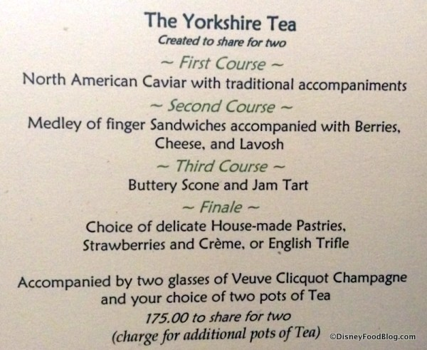 Yorkshire Tea Package