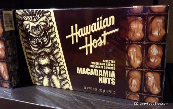 Chocolate Covered Macadamia Nuts