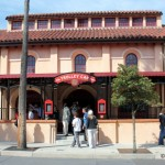 First Look! and Review: The Trolley Car Cafe at Disney's Hollywood Studios