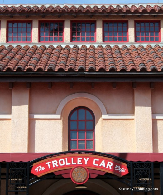 Trolley Car Cafe is now open!
