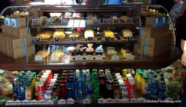 Bakery and grab and go