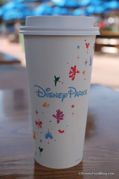 Disney Parks Starbucks coffee cup