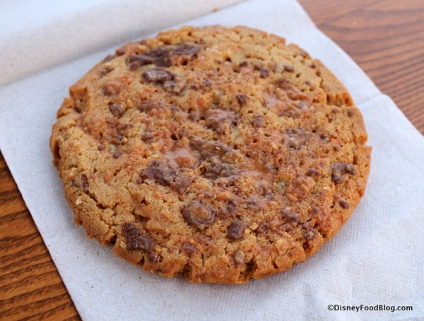Toffee Cookie