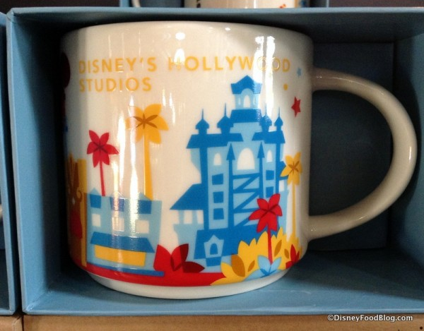 "Hollywood Studios ""You Are Here"" mug"