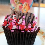 "Review: ""Lady and the Tramp"" and ""Cinderella"" Cupcakes at Disney's Hollywood Studios"