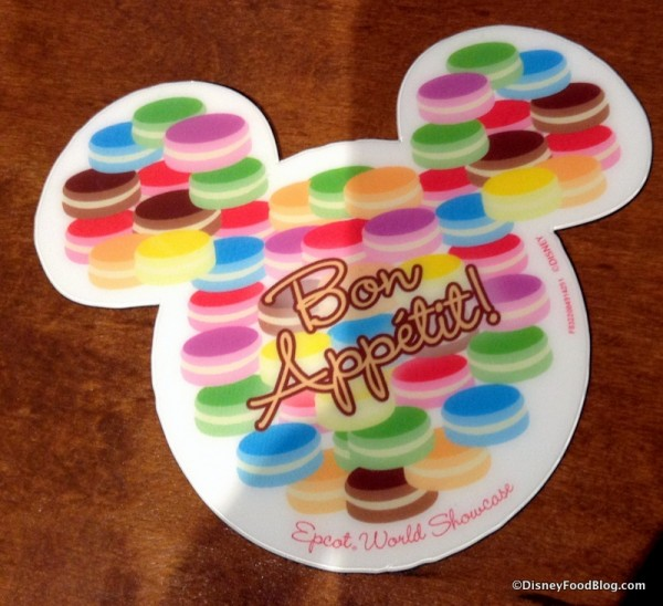 Mickey-shaped magnet