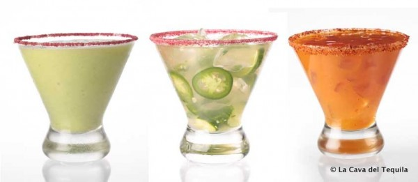 Enjoy a Special Margarita Flight of Some La Cava Favorites in Honor of National Margarita Day!