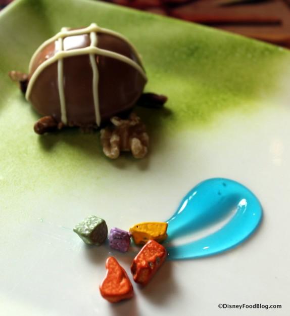 Peanut Butter Turtle