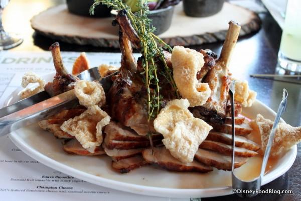 Proud Pork -- Grilled Pork Chop