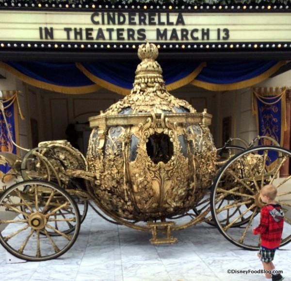 Cinderella's Coach