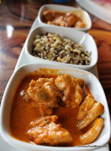 Slow-cooked in Gravy, Simple and Well-seasoned Butter Chicken and Chicken Vindaloo