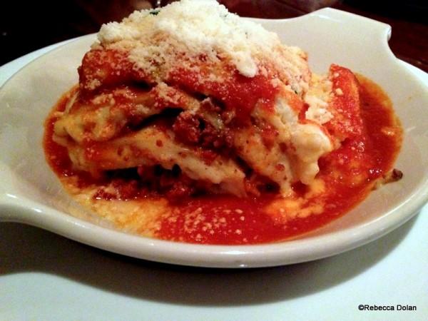 Hearty lasagna al forno