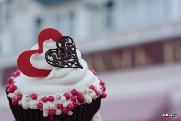 Raspberry Panna Cotta Cupcake from BoardWalk Bakery