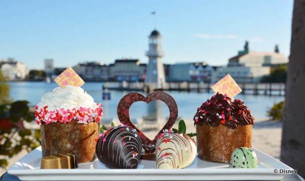 Sweetheart Dessert from Beach Club Marketplace