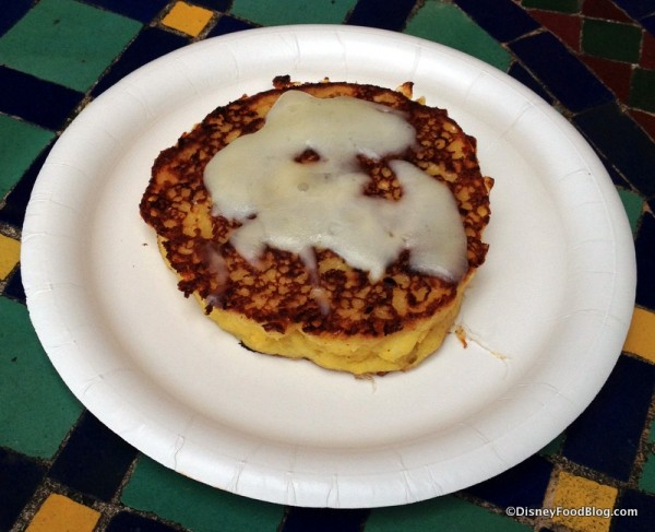 Cachapas with Farmer's Cheese