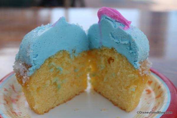 Vanilla cake base