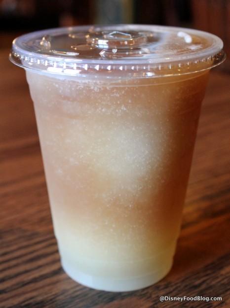 Iced Tea Lemonade Slush