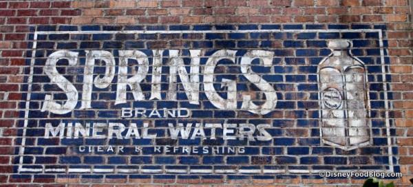 Disney Springs mural