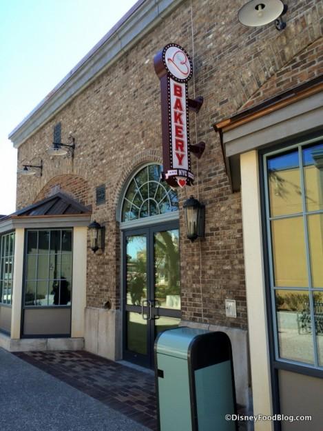 Erin McKenna's Bakery storefront